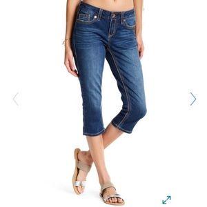 Seven7 crop jeans